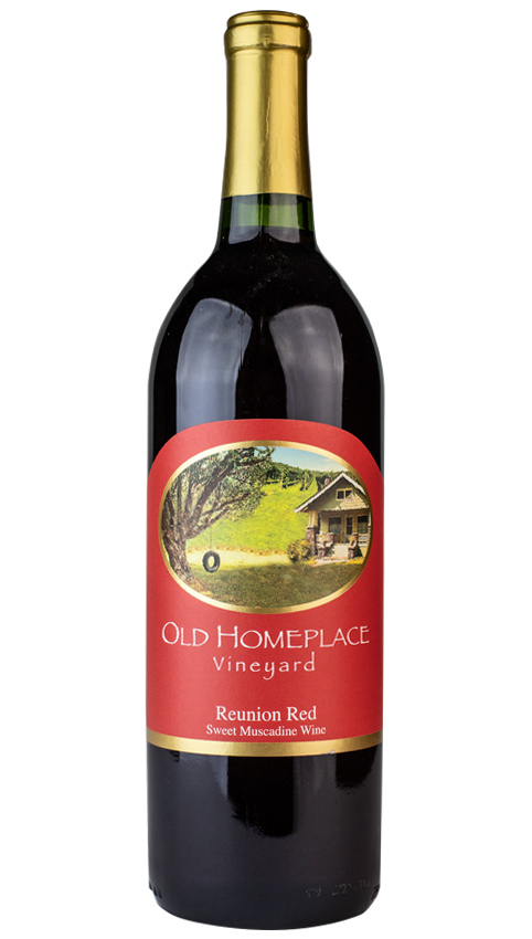 Reunion Red Wine