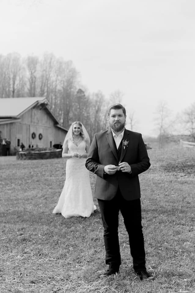 Wedding Couple Zirkle